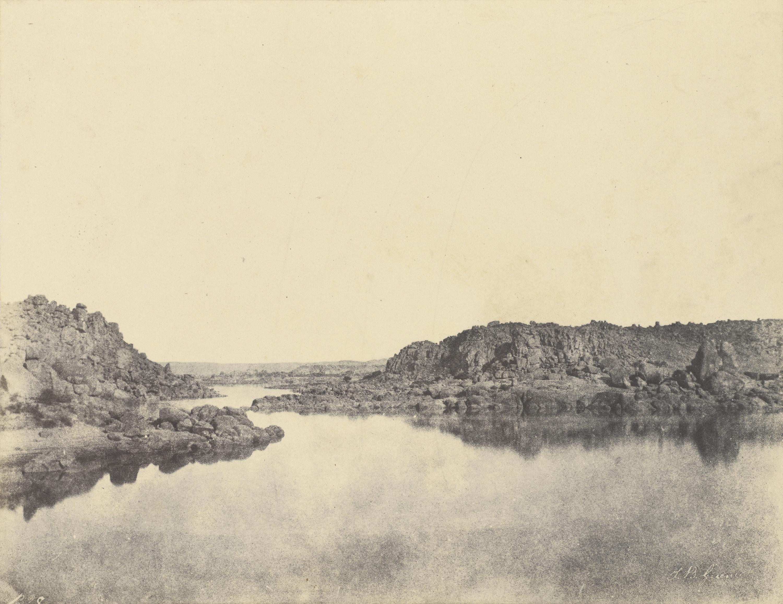 Филе. Первый речной порог