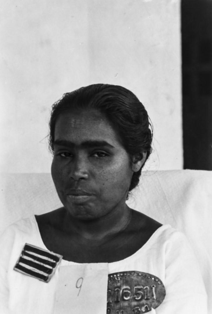 498. Сингалка из Ратнапура