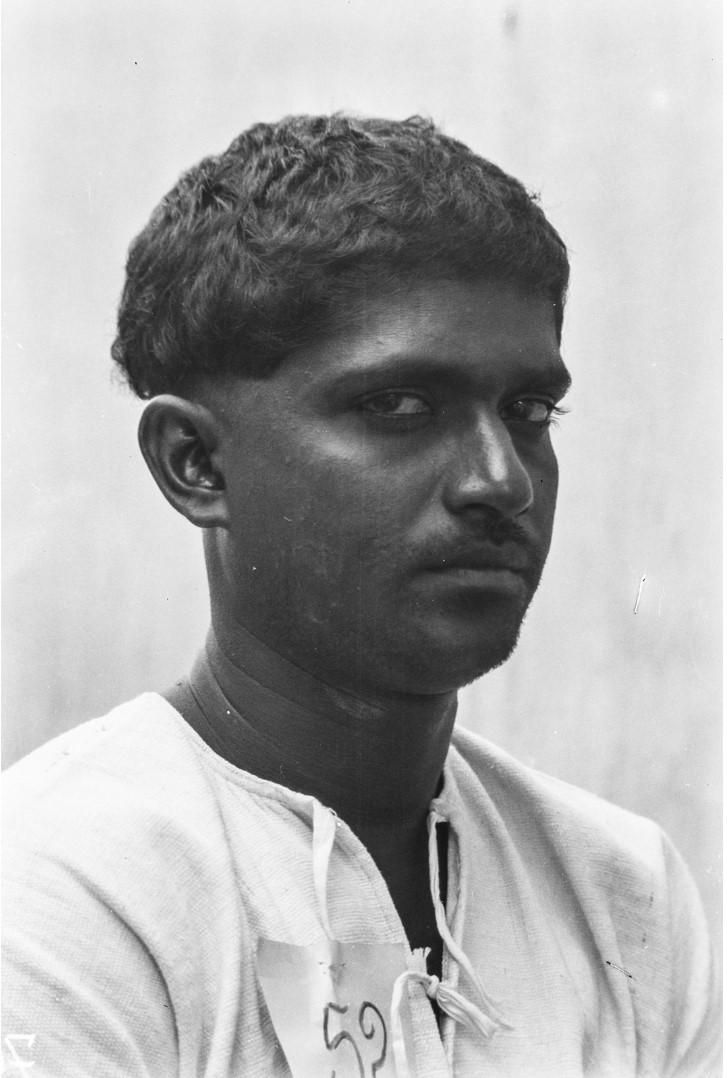 521. Равнинный сингалец из окрестностей Коломбо