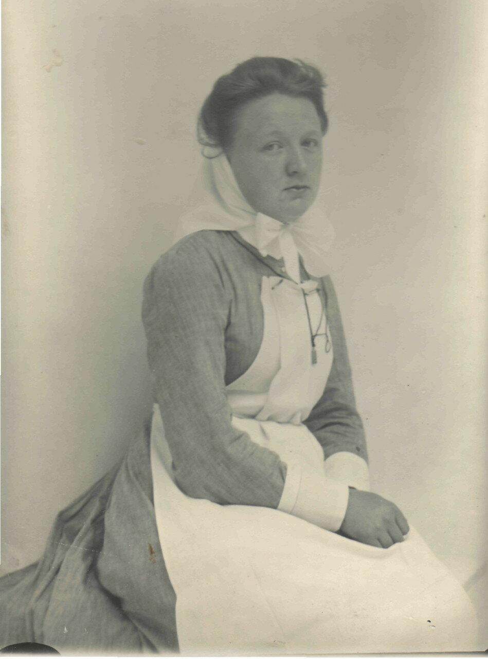 Любовь Александровна Барышева. 1910-е