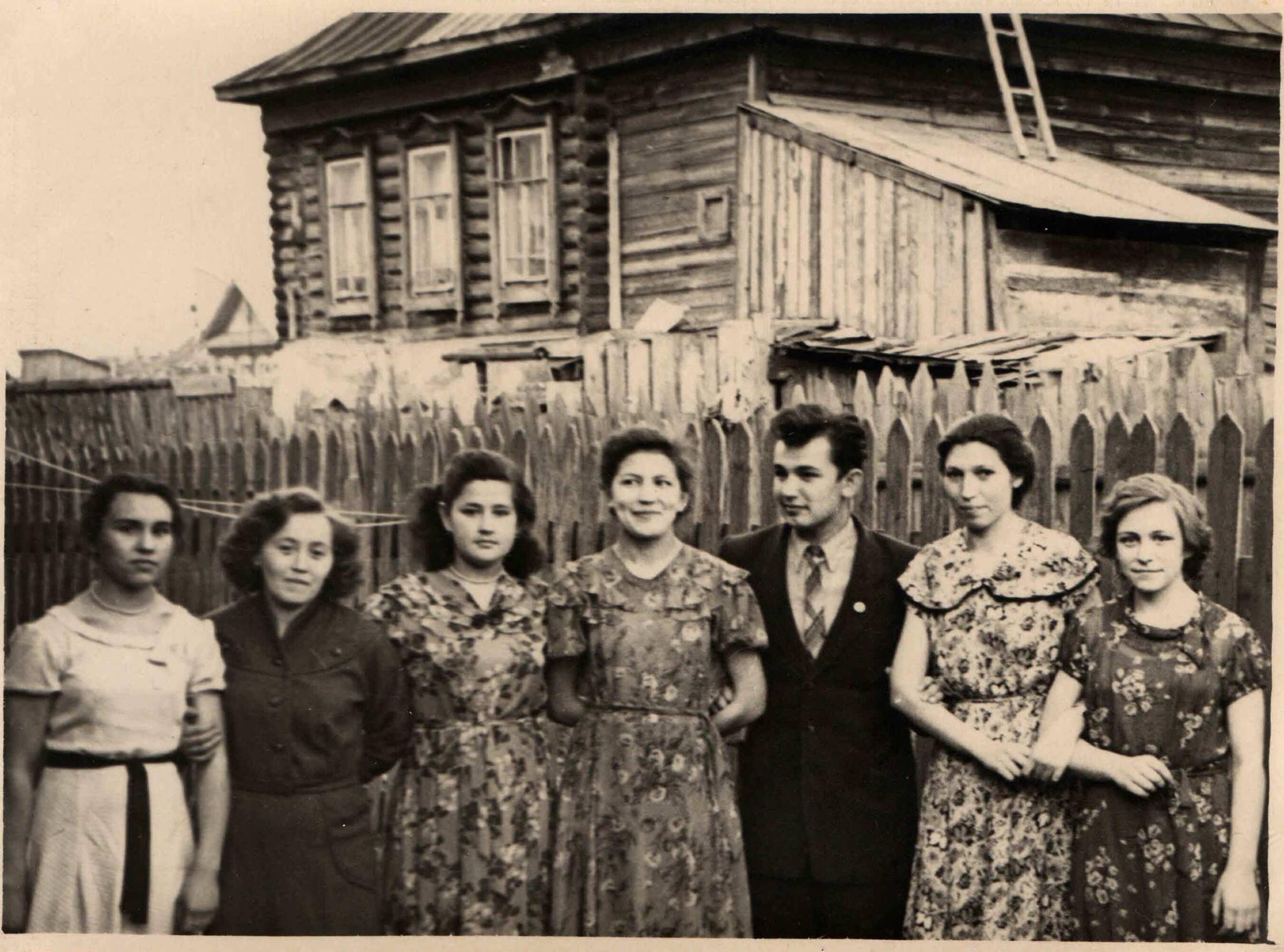 1958. Ул. Герцена
