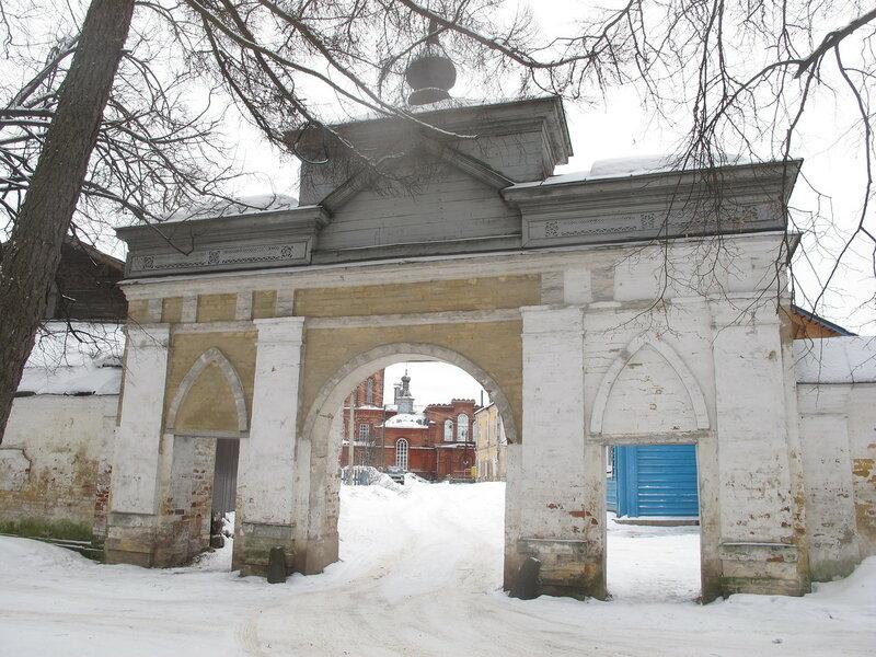 Тверская область, город Осташков, Коновязь