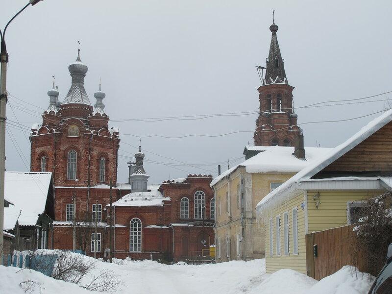 Тверская область, город Осташков, Храм