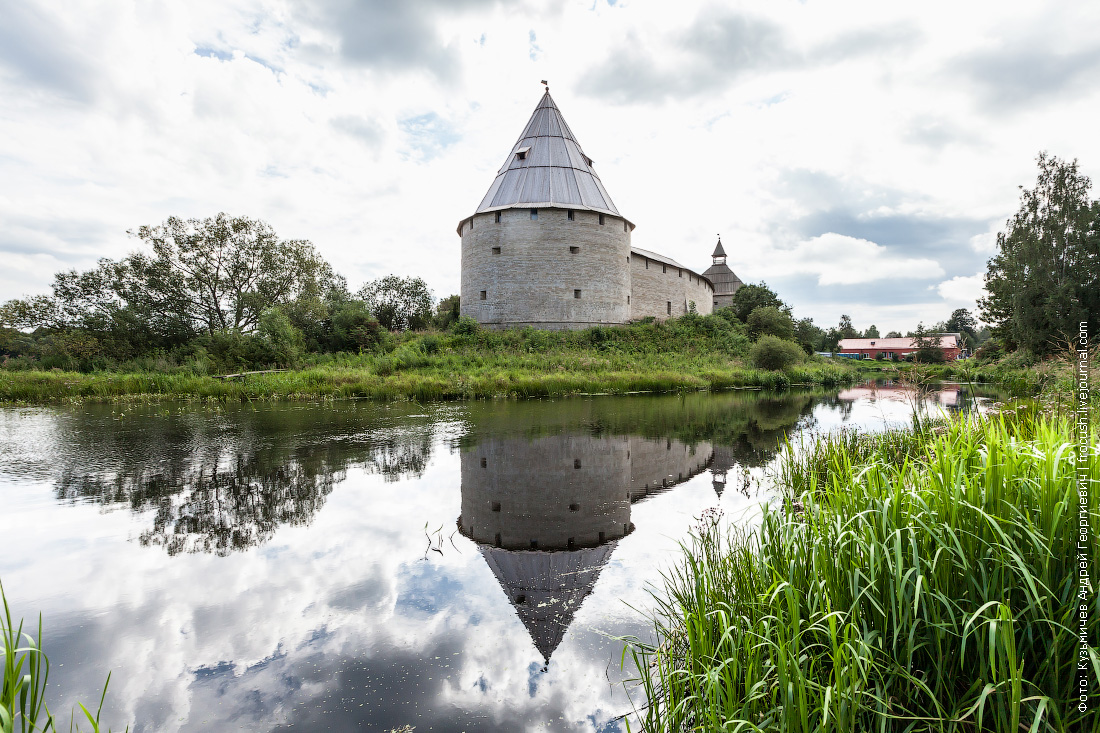 фото крепости Старая Ладога
