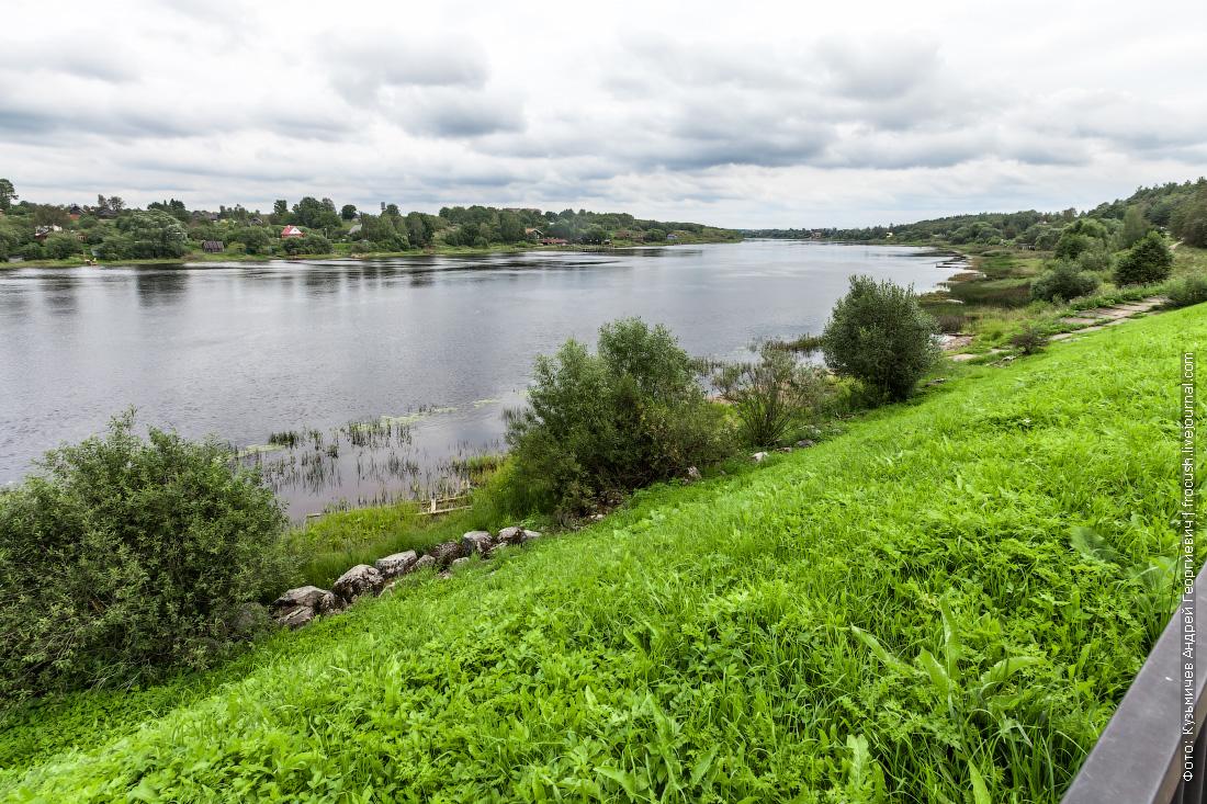 река Волхов фото