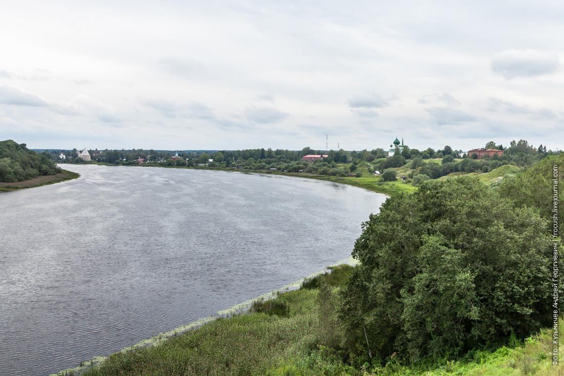 река Волхов фото старая ладога