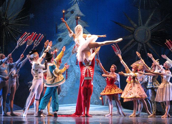 В Сочи выступит труппа Театра балета Юрия Григоровича