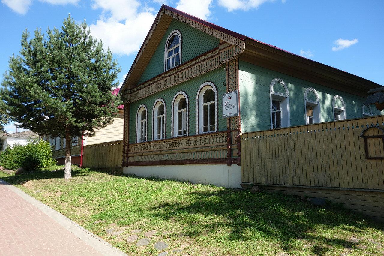 дом дворян Сорокиных
