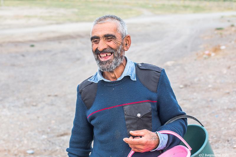 Портрет армянина