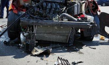 Страшное ДТП произошло в Оргеевском районе