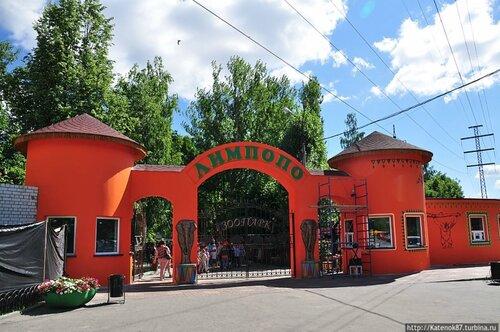 Главной достопримечательностью Нижнего Новгорода стал зоопарк