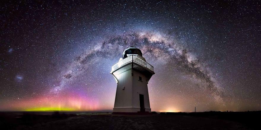 Восхитительные снимки ночного неба Новой Зеландии