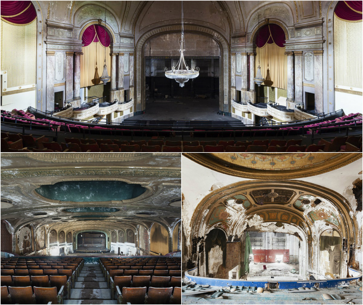 Abandoned Theaters of America