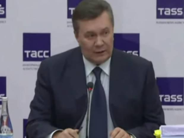 """""""Откровения"""" беглого: Янукович начал пресс-конференцию в Ростове (онлайн-трансляция)"""