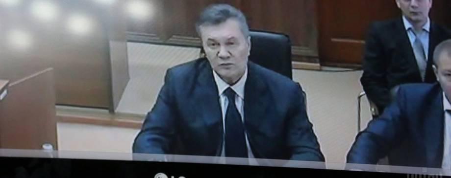 Полноценный допрос Януковича интересен именно обвинению, неполноценный – интересен стороне защиты, - прокурор ГПУ Донской