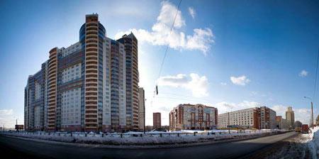 Наблюдается рост инвестиций в недвижимость Санкт-Петербурга