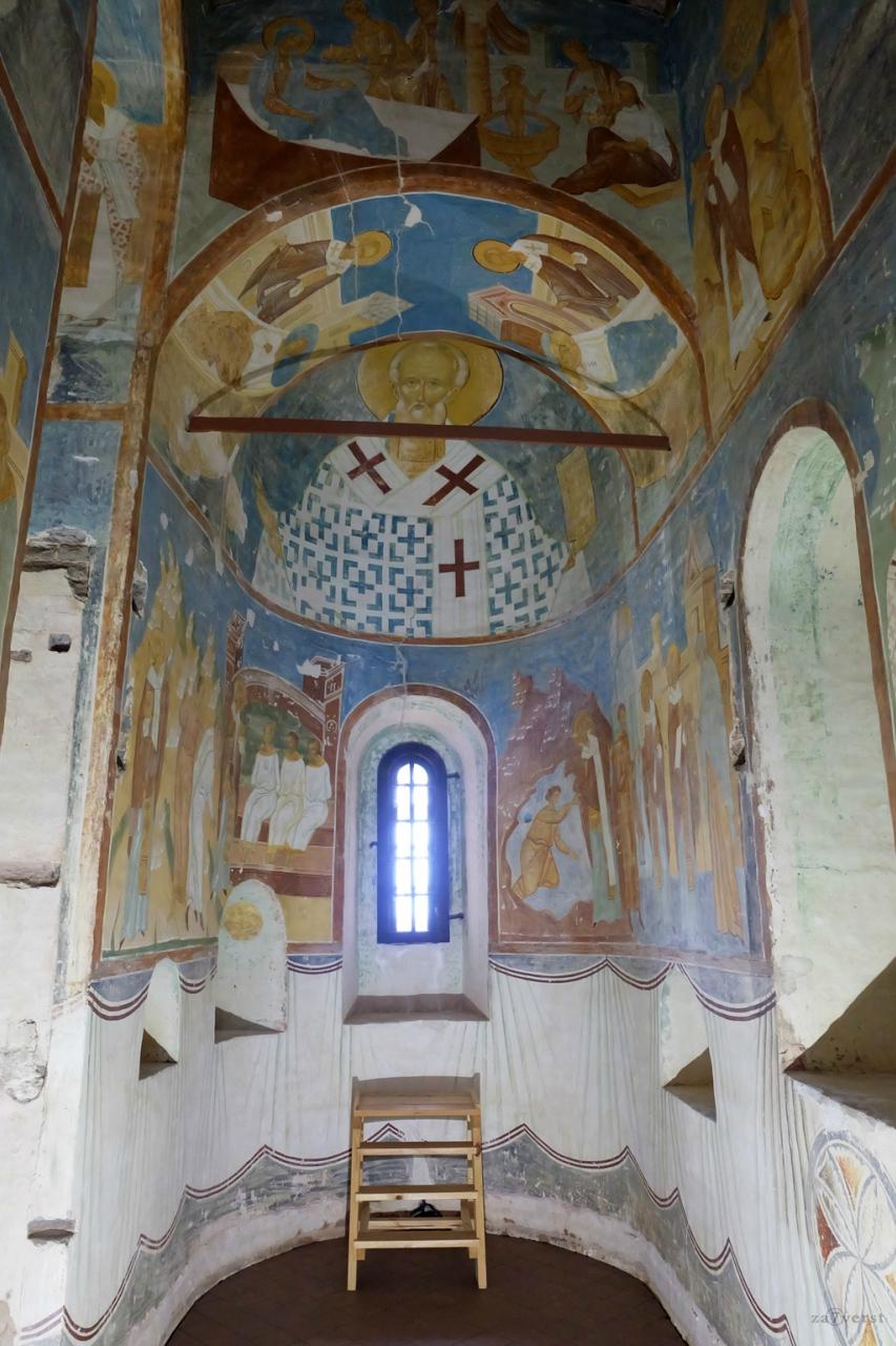 Ферапонтов Белозерский монастырь, Вологодская область