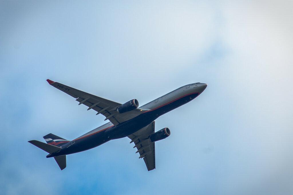 Boeing 777-300ER компании Аэрофлот