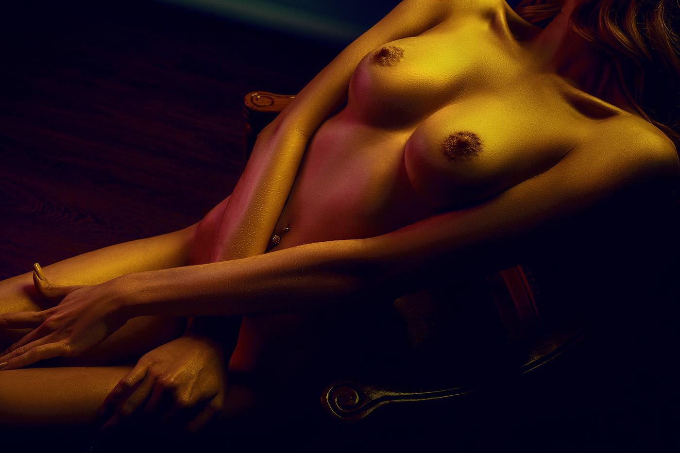 Золотая натура - Макс Микроб / Naughty Gold by Max Microb