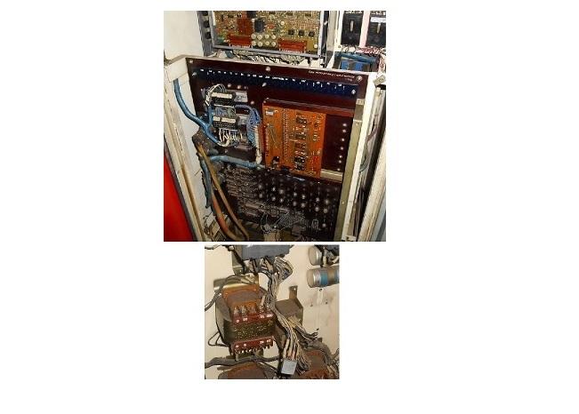 Блок управления механизмами: ВМ501ПМФ4