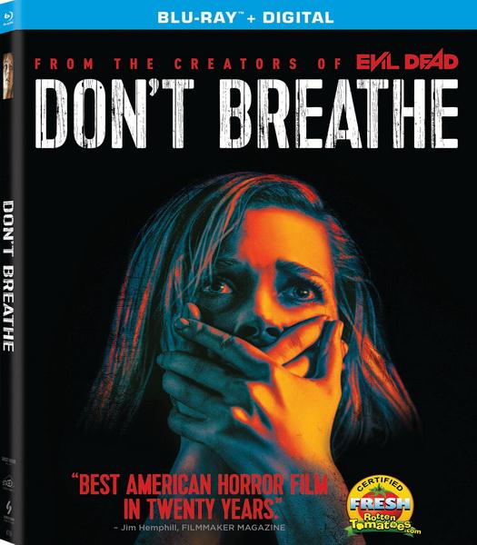 Не дыши / Don't Breathe (2016/BDRip/HDRip)