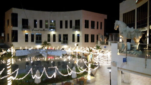 Taj молл в Аммане