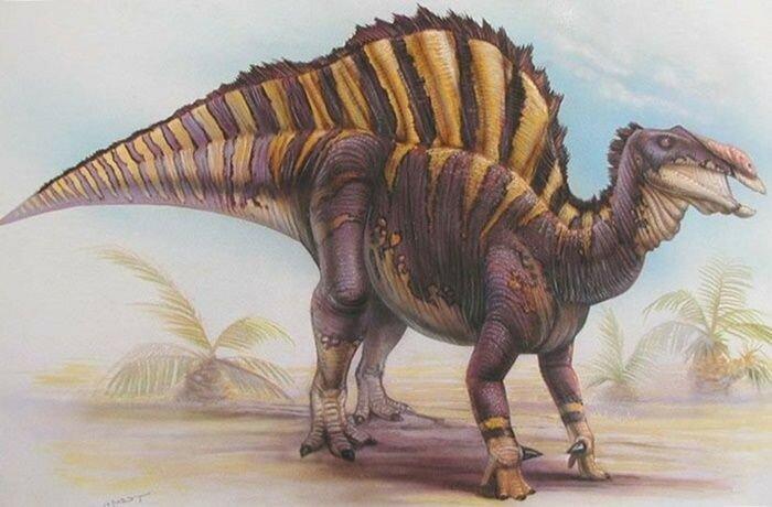 Самые странные динозавры в истории планеты
