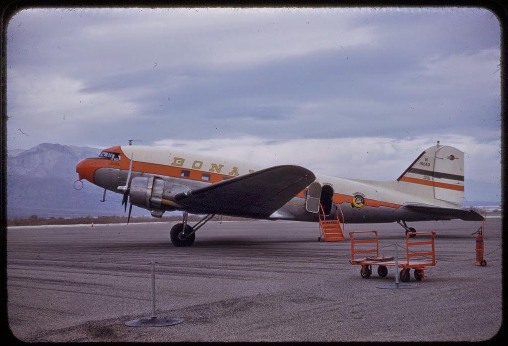 12. На трансконтинентальных рейсах самым крутым самолётом считался дальномагистральный Lockheed