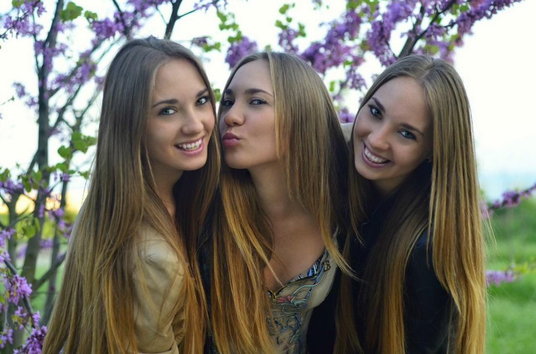 Фотоподборка Красивых Девушек (72 фото) 18+