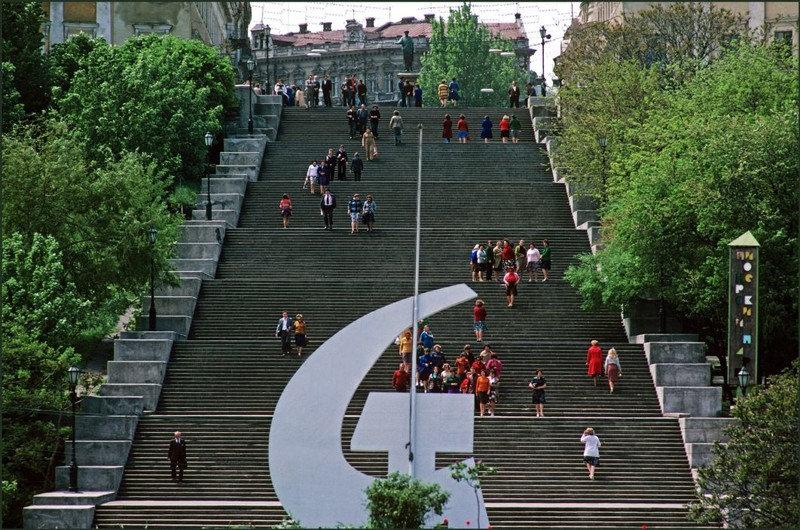 Потёмкинская лестница.