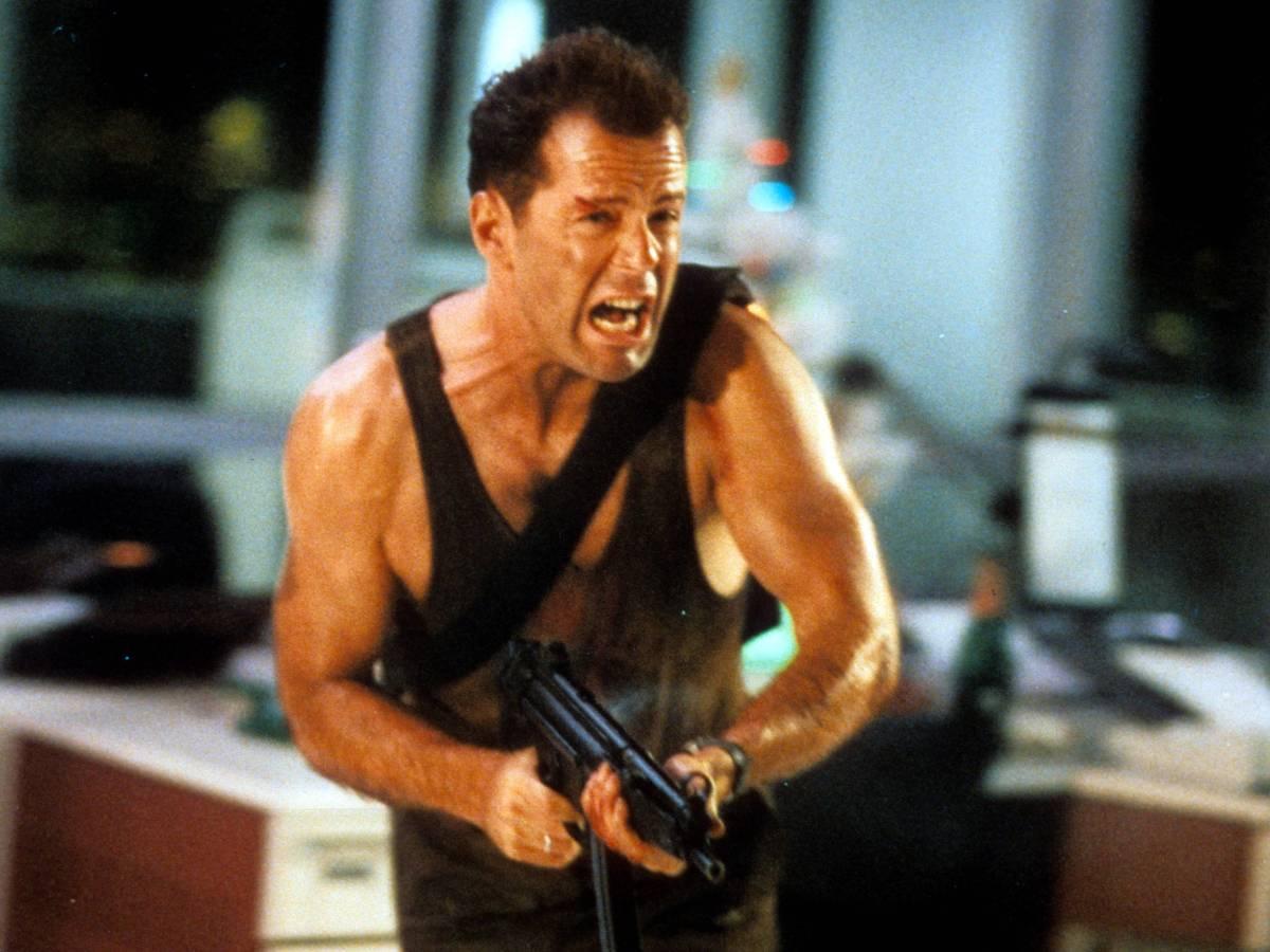 «Крепкий орешек» «Крепкий орешек» считается одним из лучших боевиков за всю историю кино, отчасти бл