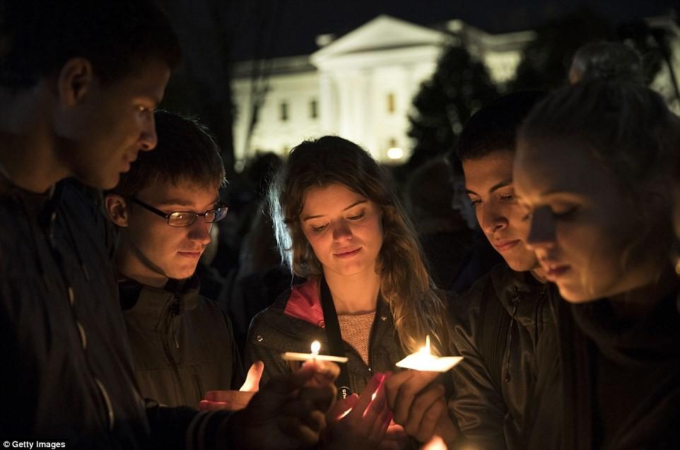 Другие города, пострадавших от протестов: Сан-Диего, Калифорния; Даллас, Техас; Питтсбург, штат Пенс