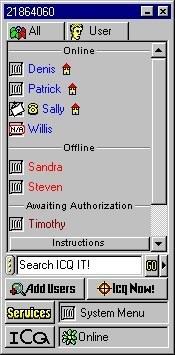 До конца жизни вы не забудете звук оповещения в ICQ.