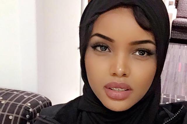 В конкурсе красотыMiss Minnesota USA (США, штат Миннесота) одна из участниц - 19-летняяХалима Аден