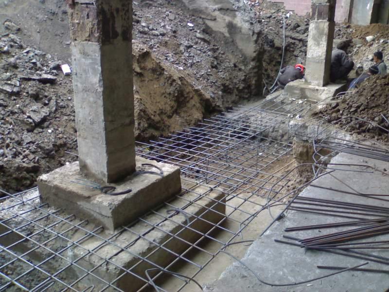 Усиление фундамента — основной способ продлить срок эксплуатации здания (1 фото)