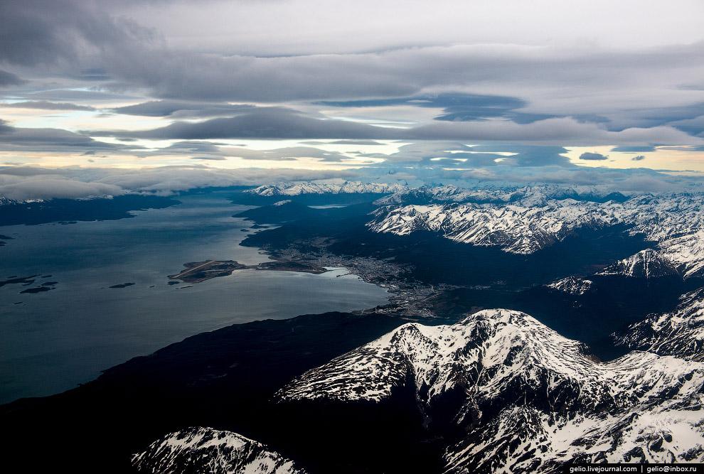 18. Монте-Оливия — самая высокая гора в департаменте Ушуая. 1326 метров над уровнем моря. Назва