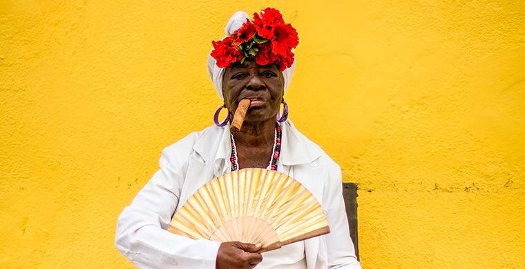 Если вы не избавились от вредной привычки в России, то на Кубе даже не пытайтесь! Главный экспортный
