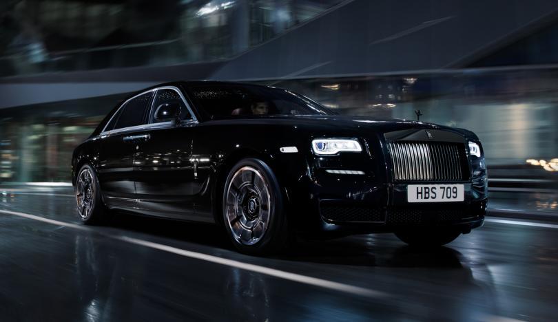 """5. Rolls-Royce Ghost Цена: от 32975900 рублей А что ответит Bentley """"заклятый"""