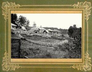 Окрестности Миасса. Тургояк.  Женский старообрядческий монастырь