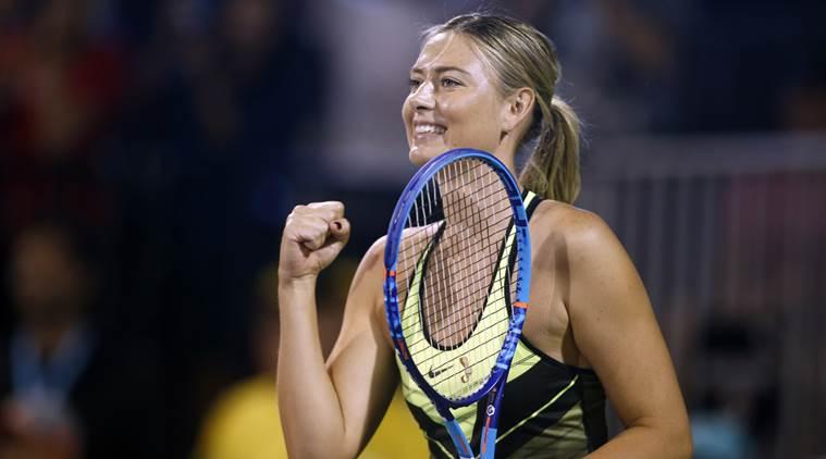 Дисквалифицированная Шарапова примет участие врозыгрыше теннисной Премьер-лиги