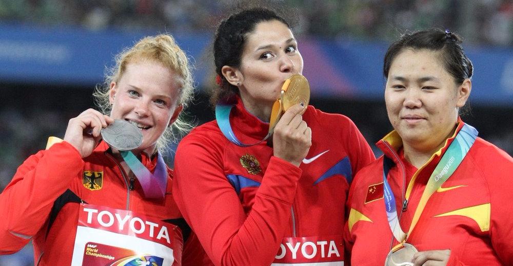 Супруг Белобородовой: «Татьяна несобирается возвращать золото Лондона-2012»