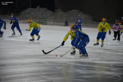 «Родина» провела домашние матчи сульяновской «Волгой»