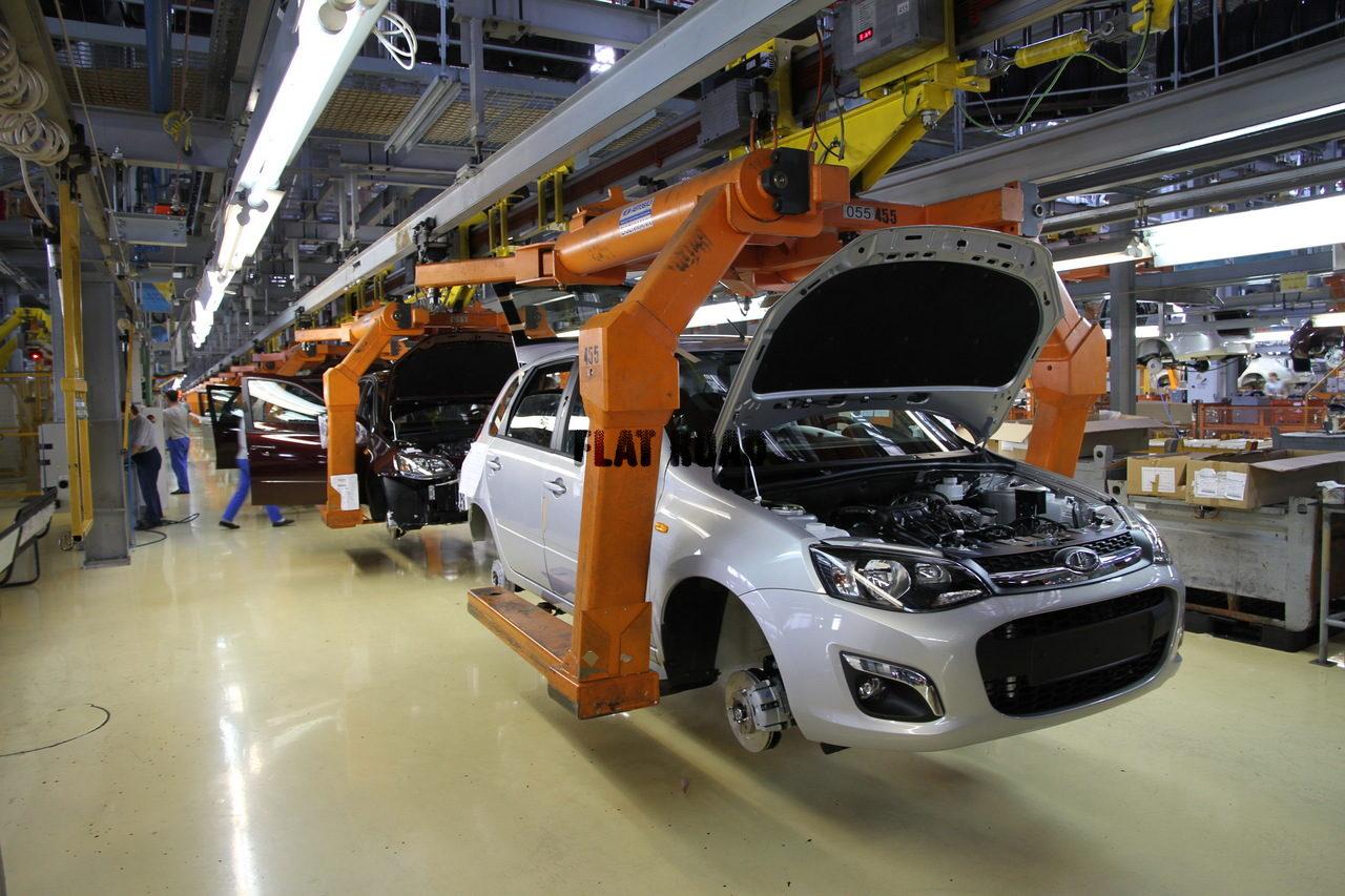 Компания «АвтоВАЗ» рассекретила свои планы на предстоящий год