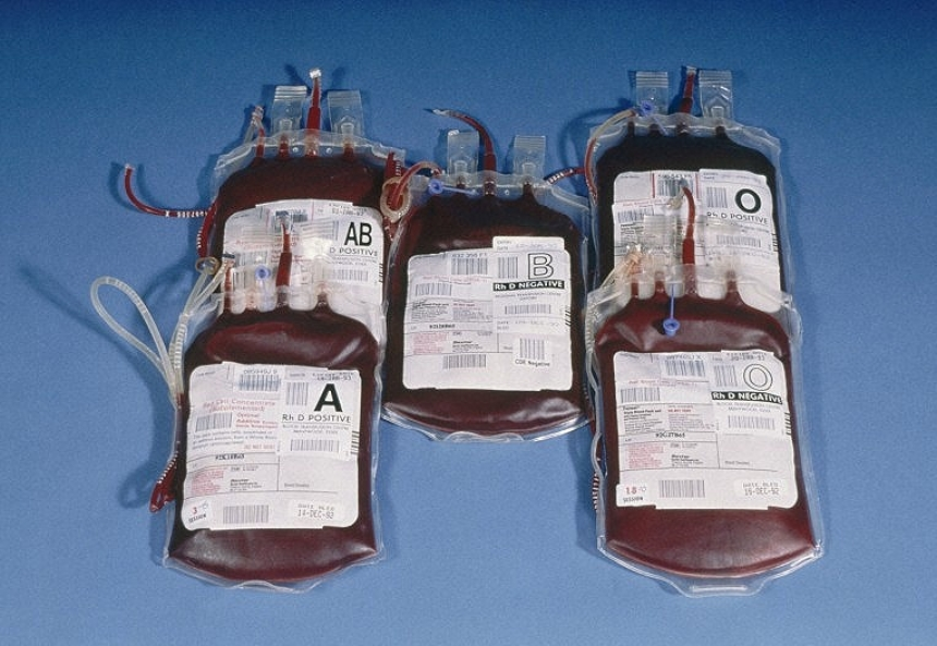 Мед. сотрудники создали искусственную кровь, которую можно хранить более одного года
