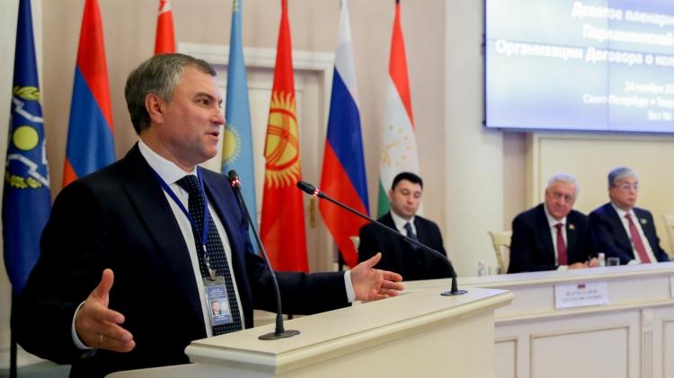 Володин отчитал Макарова запереход наличности