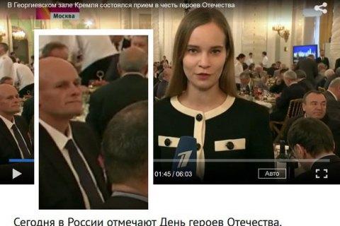 СМИ узнали оприсутствии командира наемников наприеме вКремле