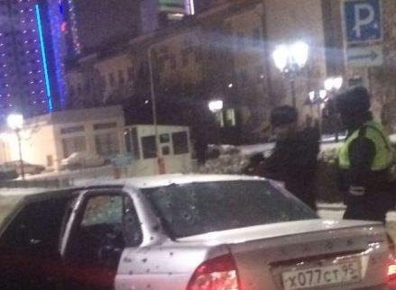 Ответственность за стрельбу счеченскими силовиками вГрозном взяла насебяИГ
