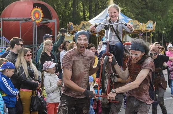 В этом году фестиваль «Пермский калейдоскоп» проводить небудут