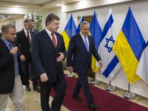 Израиль подтвердил готовность сотрудничать с государством Украина