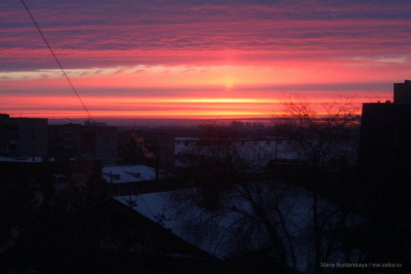 Рассвет, Саратов, 21 декабря 2016 года
